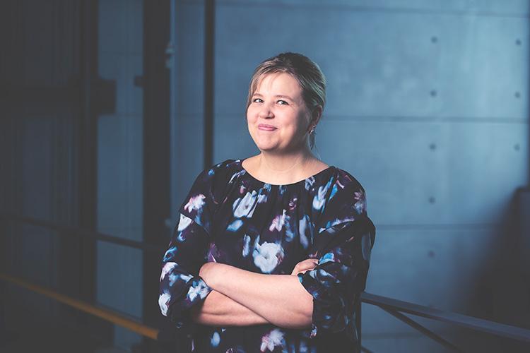 Jaana Parviainen -henkilökuva